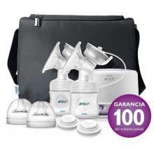 Philips Avent odsávačka mateřského mléka Natural DUO elektronická new + GARANCE 100 DNÍ