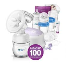 Philips Avent Sada pro kojení s odsávačkou elektrickou Natural + GARANCE 100 DNÍ