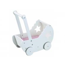 Kids Concept Kočárek dřevěný Princess