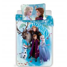 Jerry Fabrics povlečení do postýlky Frozen 2 Family baby 135x100 cm
