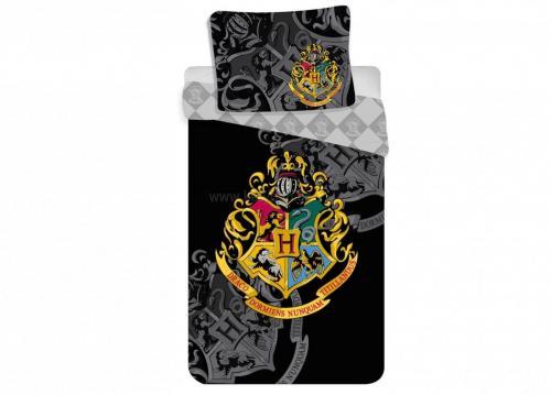 Jerry Fabrics Bavlněné povlečení Harry Potter 140x200 cm