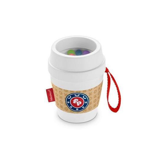 Mattel Fisher-Price Kousátko kalíšek na kávu