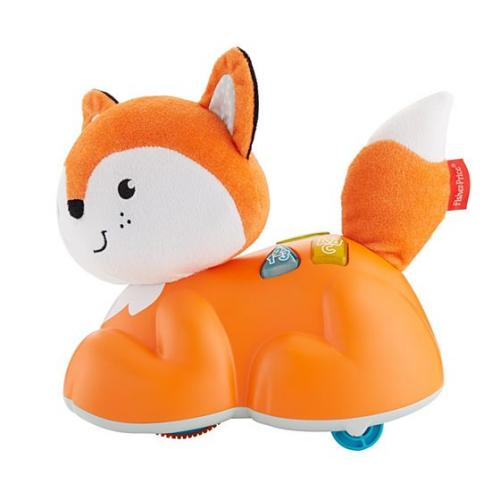 Mattel Fisher-Price Lezeme s liškou