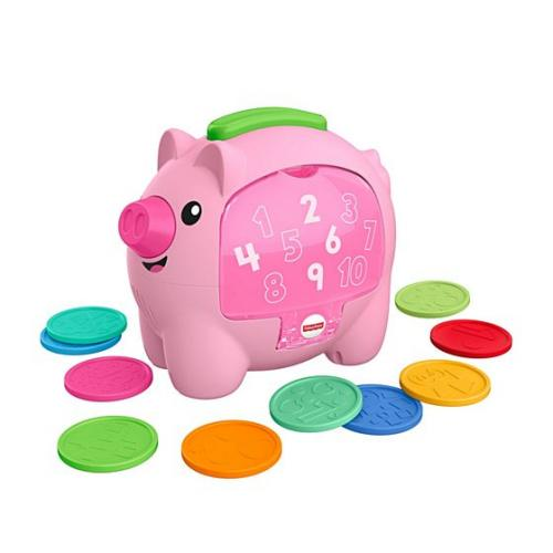 Mattel Fisher-Price Prasátko kasička