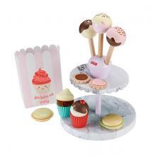 Mattel Fisher-Price Stánek s cukrovinkami