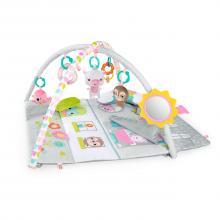 Bright Starts Deka na hraní domeček pro panenky Floors of Fun, 0m+