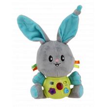 Alltoys CIDE Plyšový králíček se zvuky