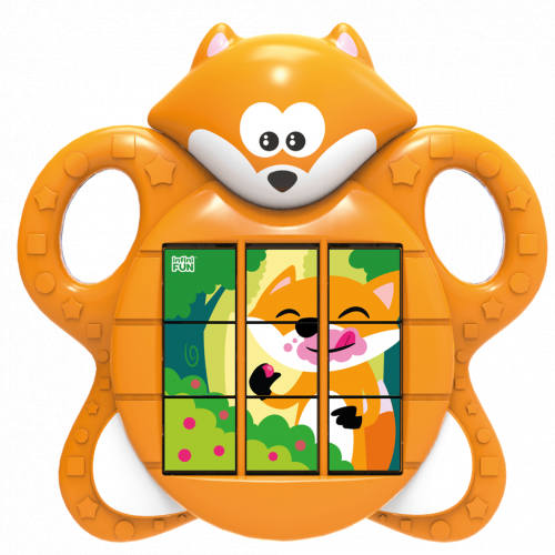 Alltoys CIDE Puzzle s liškou