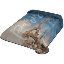 Scarlett Španělská deka 303 - modrá, 220x160 cm