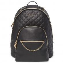 Skip Hop Taška přebalovací/batoh Linx Quilted Backpack Black