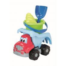 Ecoiffier Nákladní auto 20 cm s příslušenstvím na písek