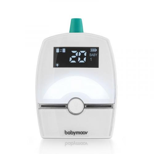 Babymoov Přídavná dětská jednotka Premium Care Digital Green A014204