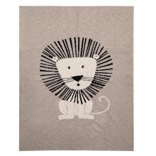 Petite&Mars Deka Harmony Brave Lion 100% bavlna 80x100 cm