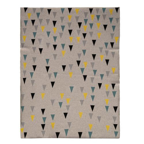 Petite&Mars Deka Harmony Happy Triangles 100% bavlna 80x100 cm