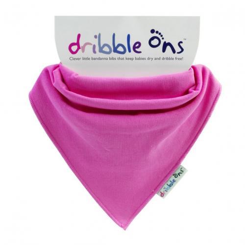 DRIBBLE ONS™ Classic Fuchsia