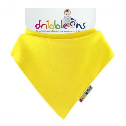 DRIBBLE ONS® Brights Lemon