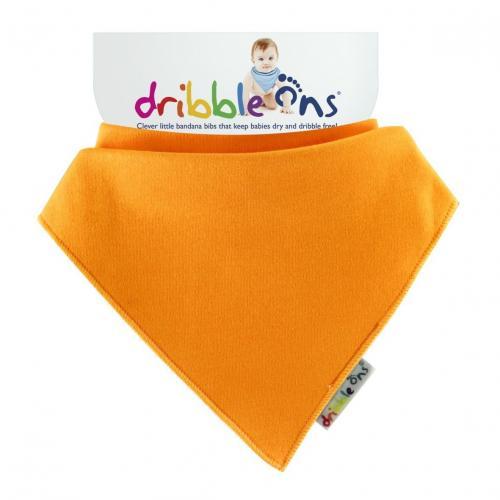 DRIBBLE ONS® Brights Orange