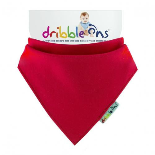 DRIBBLE ONS® Brights Red
