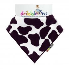 DRIBBLE ONS® Designer Funny Cow