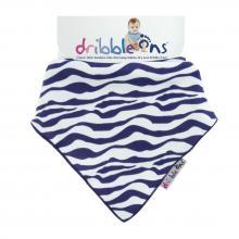 DRIBBLE ONS® Designer Zebra