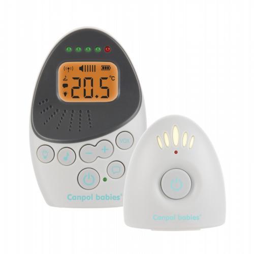 Dětská elektronická chůvička obousměrná Canpol babies EasyStart Plus