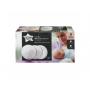 Ultra absorpční vložky do podprsenky pro kojící maminky jsou jsou tenké, pohodlné a přitom díky 3 vrstvám dostatečně bezpečné.