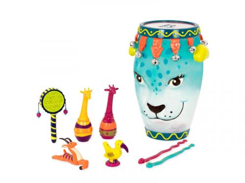 B-Toys Sada hudebních nástrojů Jungle Jam