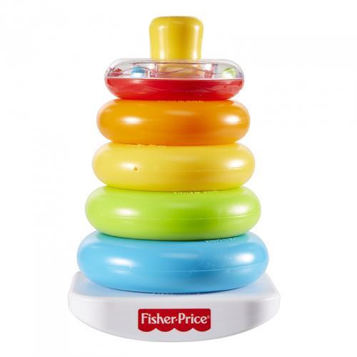 Mattel Fisher-Price Kroužky na tyči GKD51
