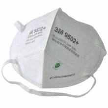 3M 9502+ respirátor FFP2 / KN95 50 kusů
