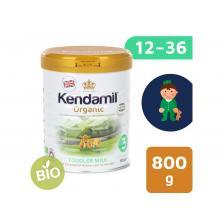Kendamil 100% BIO/organické plnotučné batolecí mléko 3 (800g) DHA+