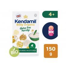 Kendamil BIO/Organická dětská bezlepková kaše (150g)