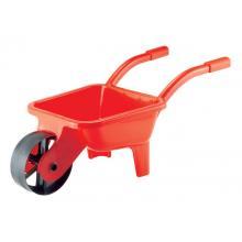 Ecoiffier Zahradní kolečko plastové červené