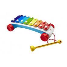Mattel Fisher-Price Zábavný tahací xylofon
