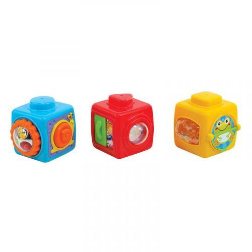 Mac Toys Interaktivní kostky