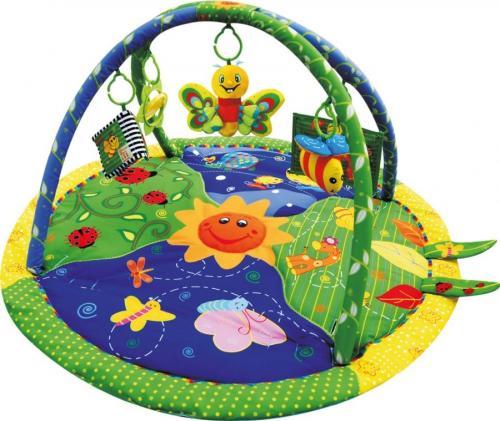 Sunbaby hrací deka Krásná zahrádka