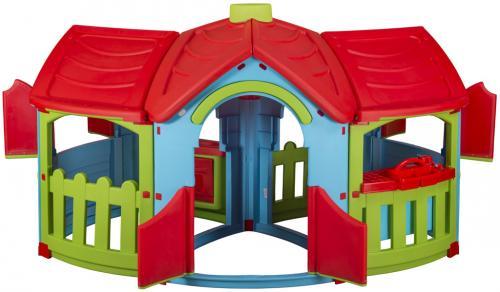 PalPlay Domeček s místností