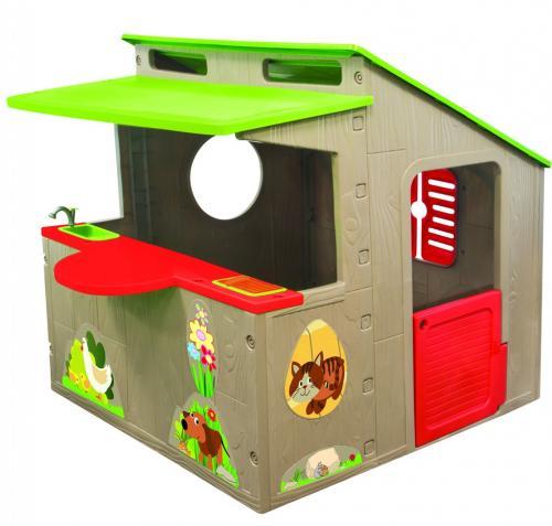 Mochtoys Zahradní domeček prodejní stánek