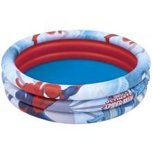 Bestway Nufukovací bazén Spiderman 122 x 30 cm