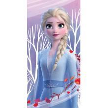 Setino plážová osuška Frozen Elsa Ledové království 70x140 cm
