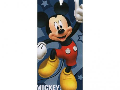 Setino plážová osuška Mickey 3 70x140 cm