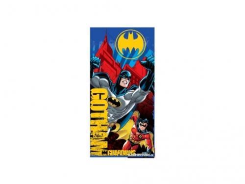 Setino plážová osuška Batman 70x140 cm