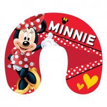 Jerry Fabrics Cestovní polštářek Minnie red