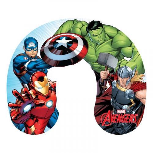 Jerry Fabrics Cestovní polštářek Avengers