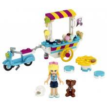 Lego Friends Pojízdný zmrzlinový stánek