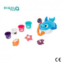 Badabulle Sada hraček do vody Rigolo & CO