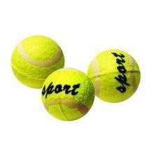Rappa Míček tenisový v sáčku, 3 ks