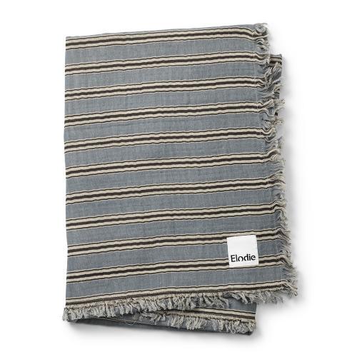 Elodie Details bavlněná deka Sandy Stripe