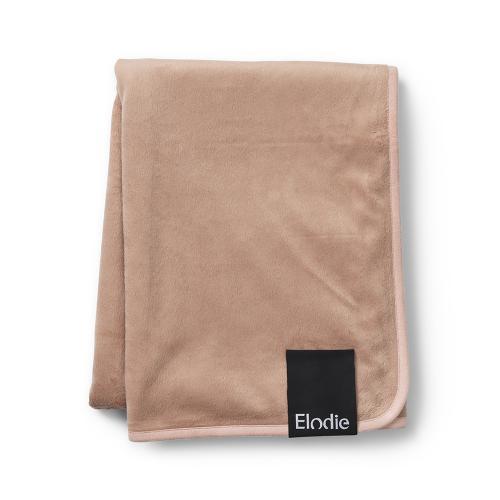 Elodie Details sametová deka Faded Rose new