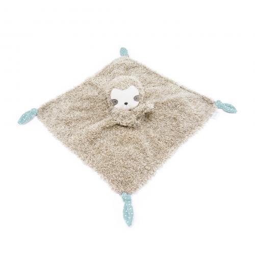 Ingenuity Dečka mazlící s hlavou Loni™ lenochod 0m+