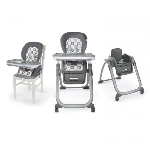 Jídelní židlička Ingenuity SmartServe 4v1 Clayton™ 6m+, do 22 kg